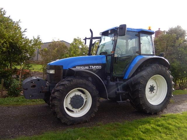 New Holland TM 150 4wd
